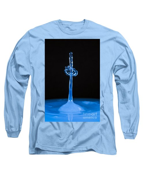 Blue Sword Long Sleeve T-Shirt