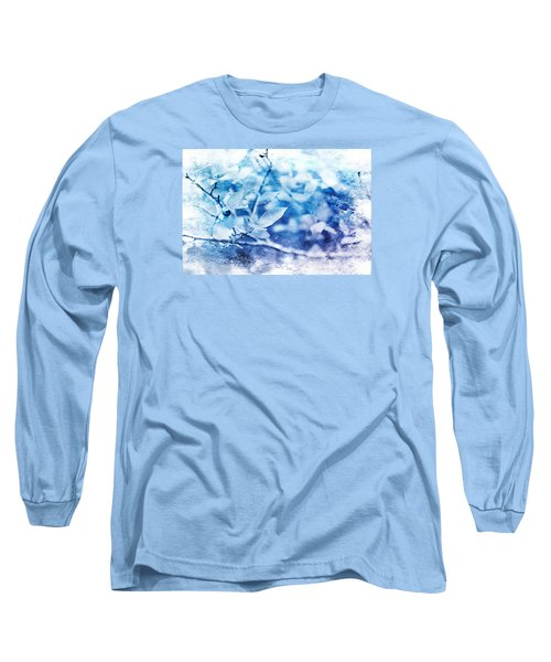 Blueberry Blues Long Sleeve T-Shirt