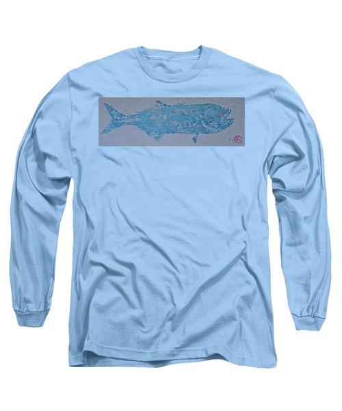 Bluefish - Chopper- Aligator Blue - Long Sleeve T-Shirt
