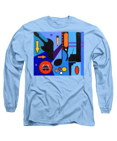 Blues1 Long Sleeve T-Shirt