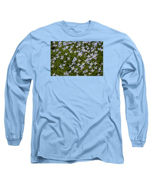 Bluets Long Sleeve T-Shirt