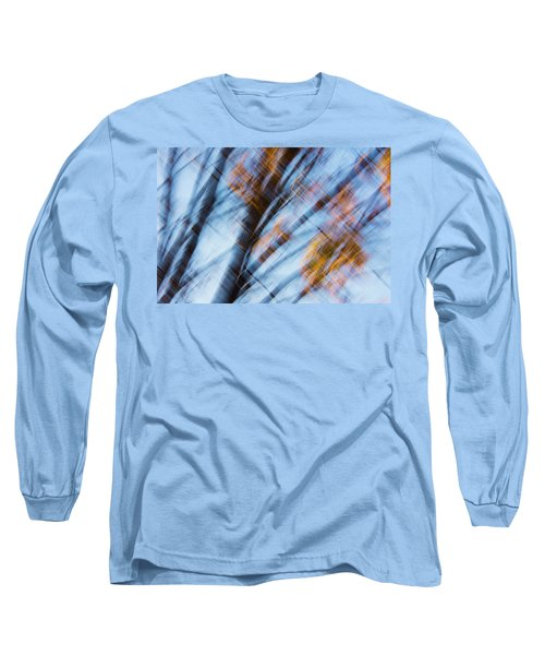 Blur Long Sleeve T-Shirt