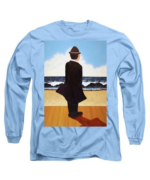 Boardwalk Man Long Sleeve T-Shirt