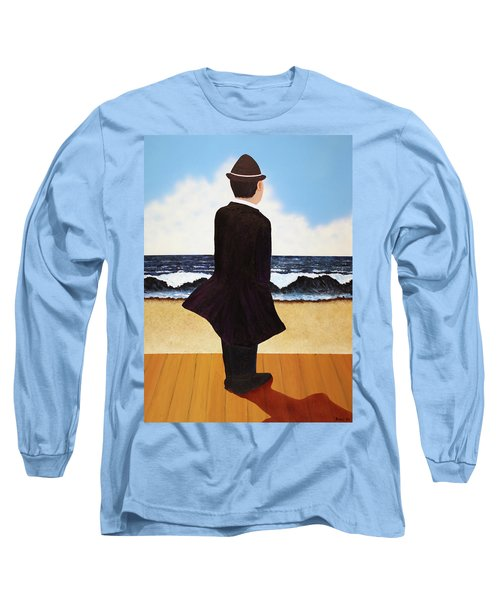 Boardwalk Man Long Sleeve T-Shirt