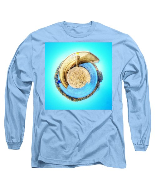 Boat Spin Long Sleeve T-Shirt