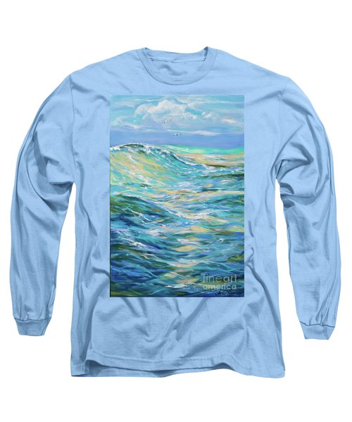 Bodysurfing North Long Sleeve T-Shirt