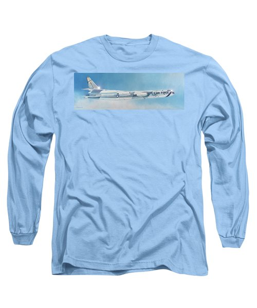 Boeing B-52d Stratofortress  Long Sleeve T-Shirt