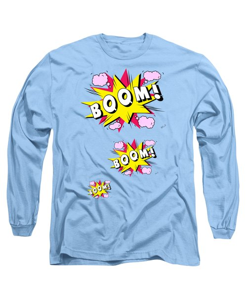Boom Comics Long Sleeve T-Shirt