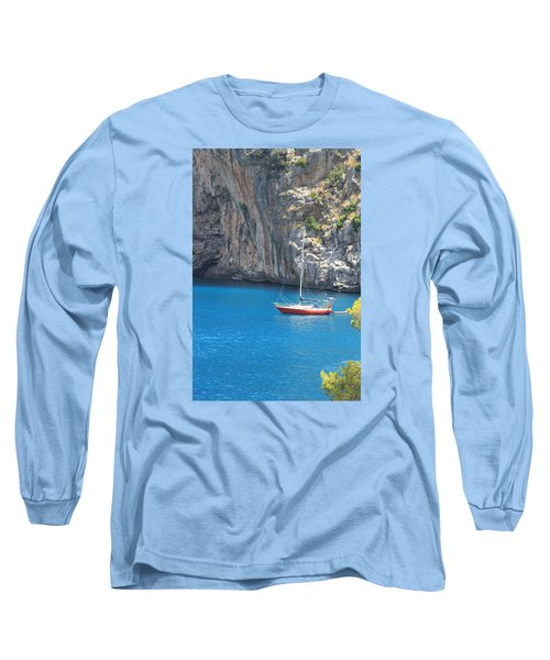 Boot Trip Long Sleeve T-Shirt