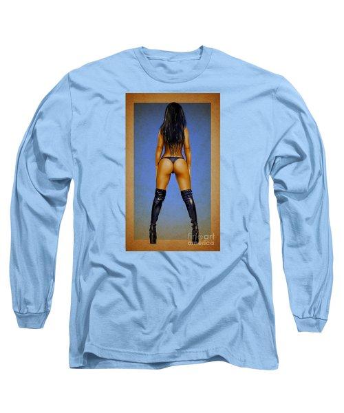 Booty Long Sleeve T-Shirt