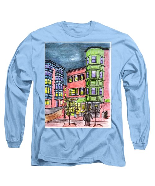 Boston Northend Long Sleeve T-Shirt