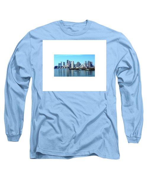 Boston Reflected Long Sleeve T-Shirt