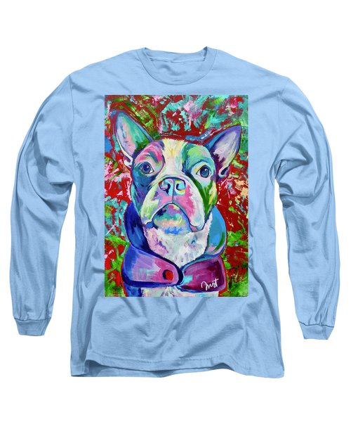 Boston Terrier Long Sleeve T-Shirt