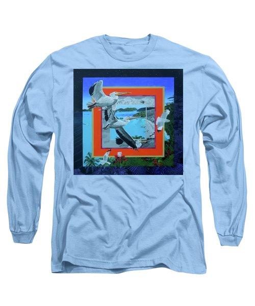 Boundary Series Xvii Long Sleeve T-Shirt
