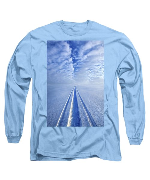 Long Sleeve T-Shirt featuring the photograph Boundless Infinitude by Phil Koch