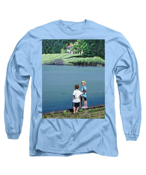 Boys Of Summer Long Sleeve T-Shirt