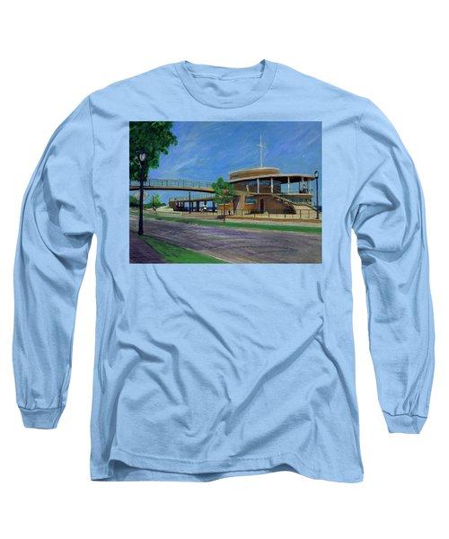 Bradford Beach House Long Sleeve T-Shirt