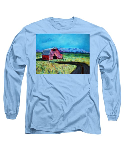 Bradley's Barn Long Sleeve T-Shirt