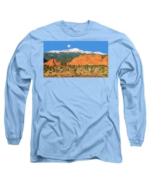 Brahma, The Hindu Creator God Long Sleeve T-Shirt
