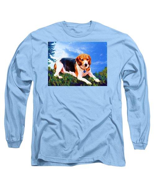 Bravo The Beagle Long Sleeve T-Shirt