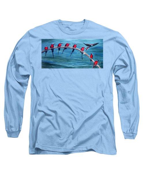 Break Time Long Sleeve T-Shirt