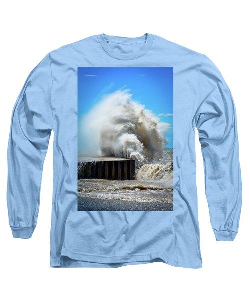 Breaking Power Long Sleeve T-Shirt
