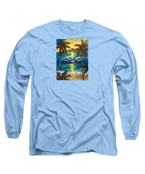 Breathe In The Moment Long Sleeve T-Shirt