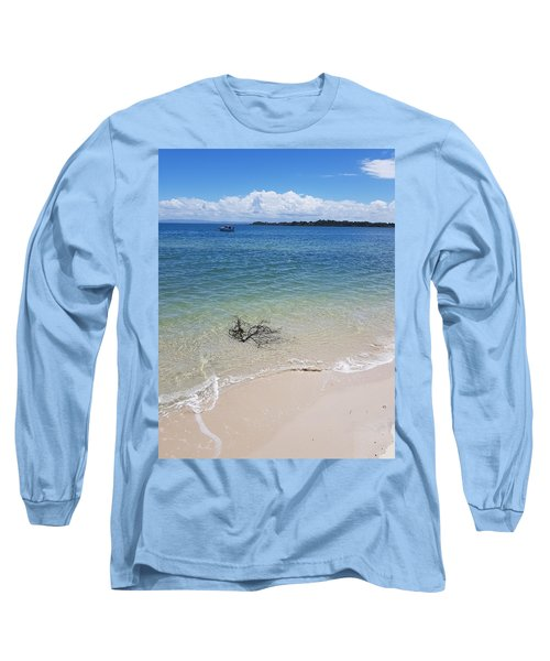 Bribie Branches  Long Sleeve T-Shirt