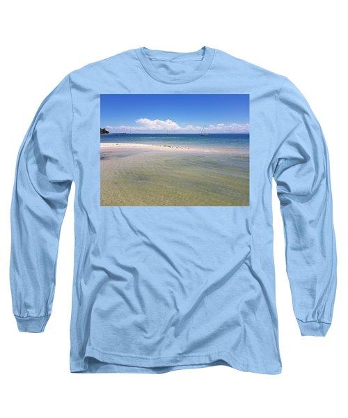 Bribie Waters Long Sleeve T-Shirt