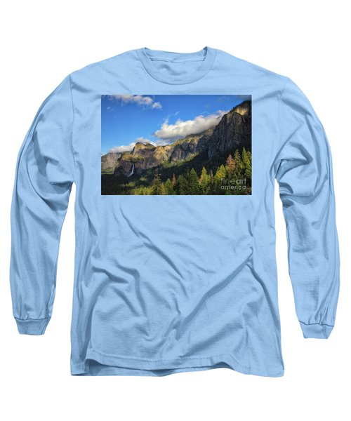 Bridalveil Fall Long Sleeve T-Shirt