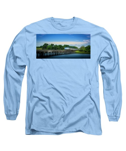 Bridge Crossing Long Sleeve T-Shirt