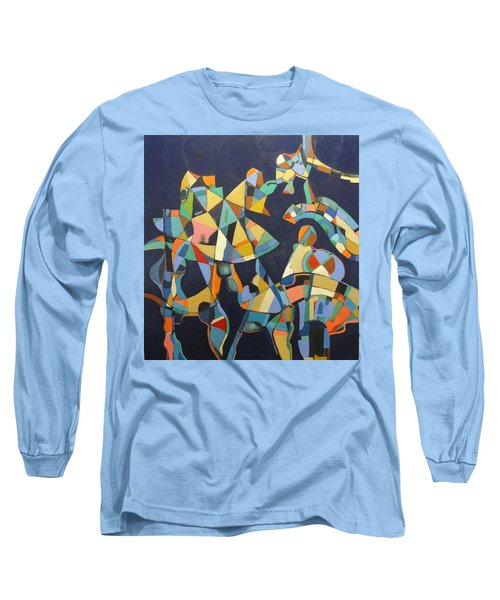 Broken Promises Last Forever Long Sleeve T-Shirt by Bernard Goodman