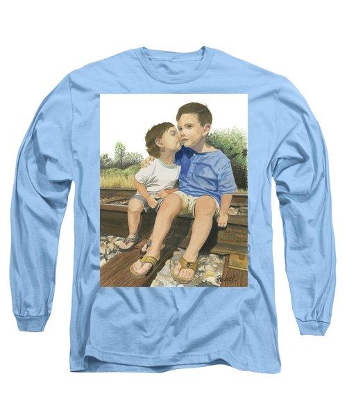 Brotherly Love Long Sleeve T-Shirt