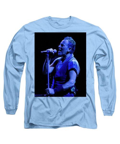 Bruce Springsteen-penn State 4-18-16 Long Sleeve T-Shirt