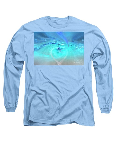 Bubbly Heart Long Sleeve T-Shirt