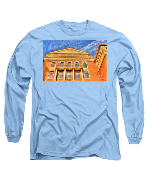 Building In Budapest Long Sleeve T-Shirt