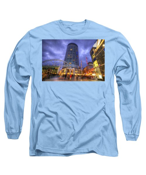 Bullring Centre Long Sleeve T-Shirt