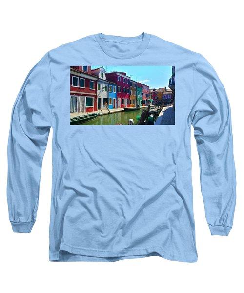 Burano Long Sleeve T-Shirt