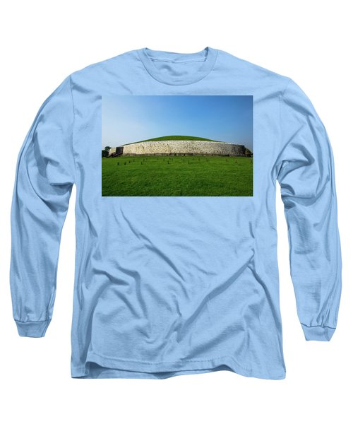 Burial Mound Long Sleeve T-Shirt