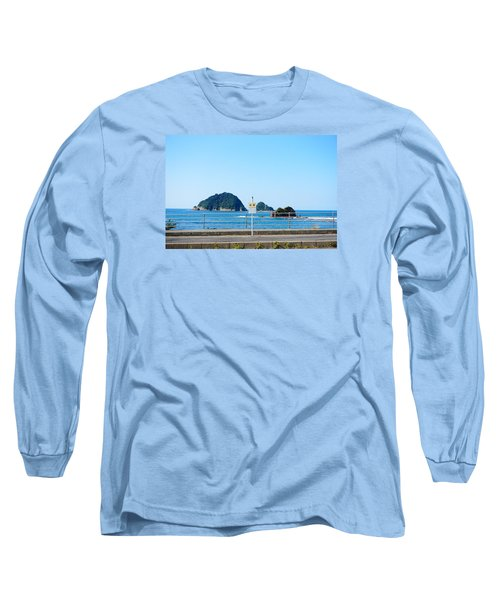 Bus Station Long Sleeve T-Shirt