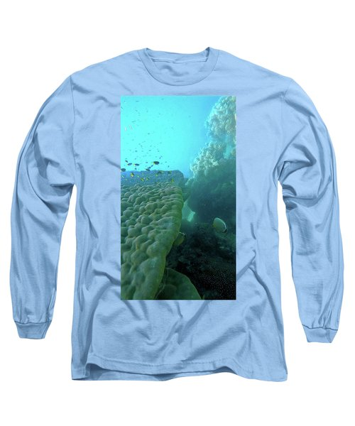 Butterfly Fish  Long Sleeve T-Shirt