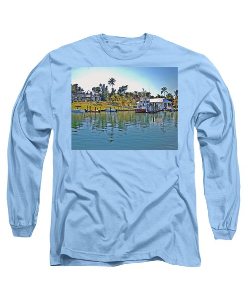 Cabbage Key Long Sleeve T-Shirt
