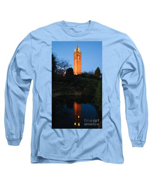 Cabot Tower, Bristol Long Sleeve T-Shirt