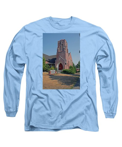 Calvary Presbyterian Church Long Sleeve T-Shirt