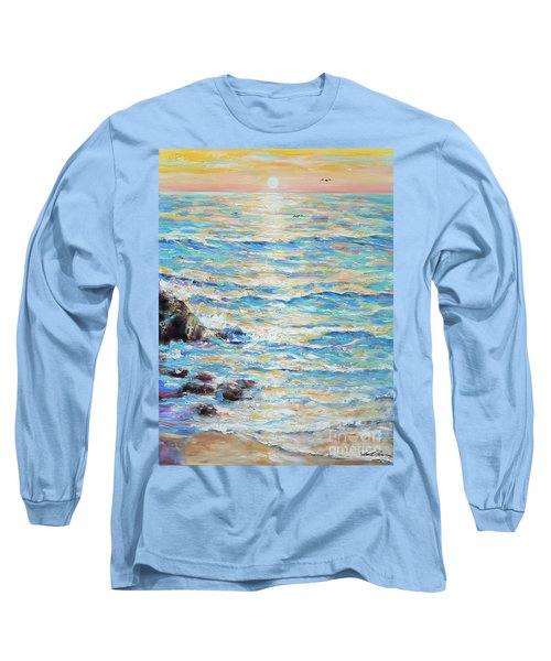 Cambria Rocks Long Sleeve T-Shirt