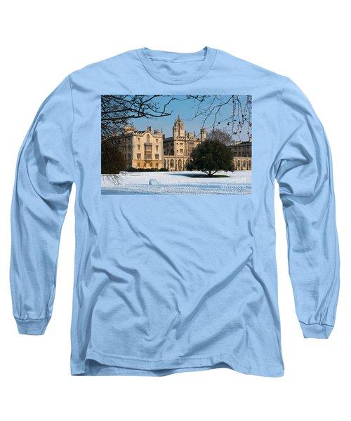 Cambridge Snowscape Long Sleeve T-Shirt