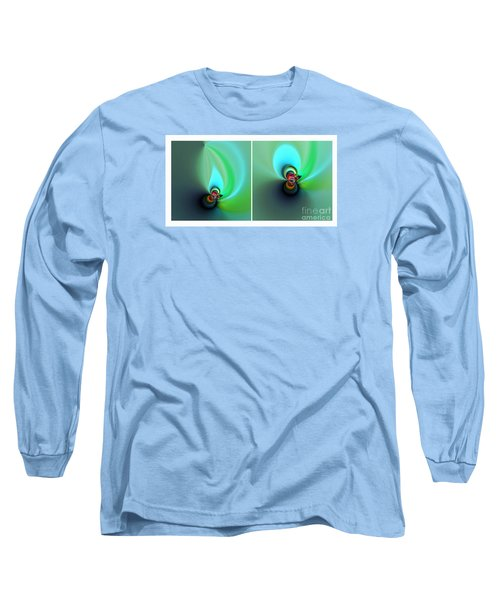 Candles Long Sleeve T-Shirt by Elaine Hunter