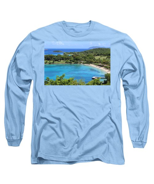 Caneel Bay St. John Long Sleeve T-Shirt