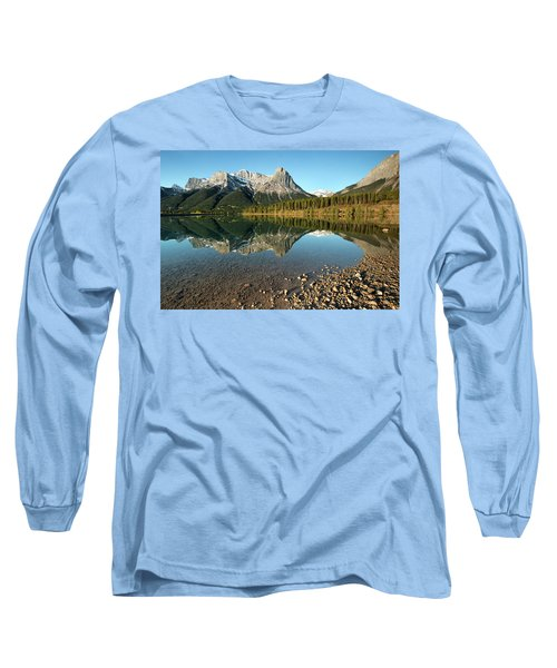 Canmore Reflections Long Sleeve T-Shirt