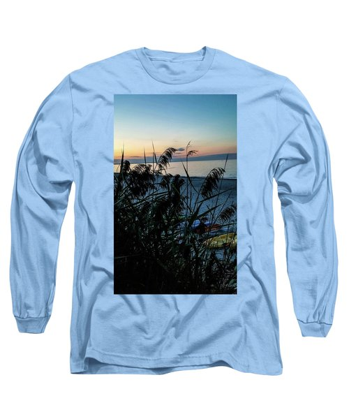 Long Sleeve T-Shirt featuring the photograph Cape Cod Bay by Bruce Carpenter